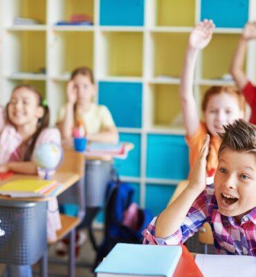 grupos de trabajo en primaria